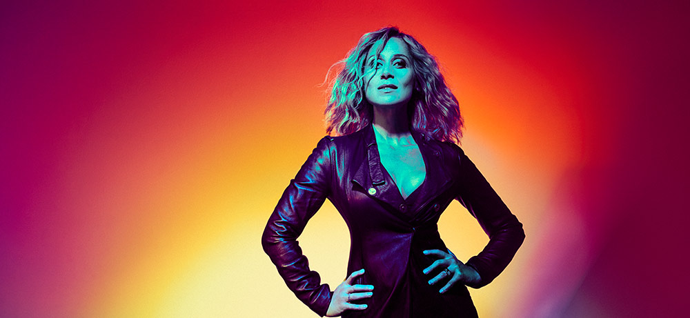 Lara Fabian world tour 2017-2018